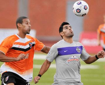 Devon Grousis an interview with former phoenix fc Az united player Devon Grousis