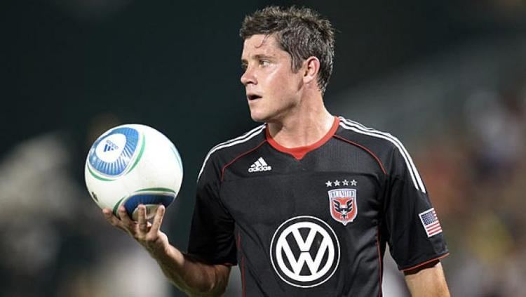 Devon McTavish Devon McTavish announces retirement from soccer DC United