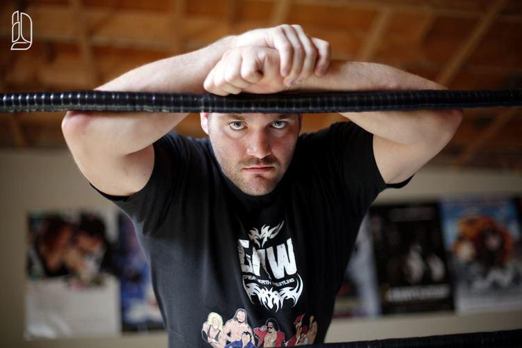 Devon Nicholson Professional wrestler Devon Nicholson aka Hannibal Blair