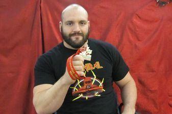 Devon Nicholson WWE News Devon Nicholson Ejected From Live WWE Event