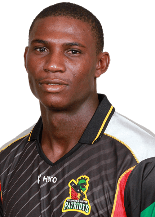 Devon Thomas CPL T20 St Kitts Nevis Patriots