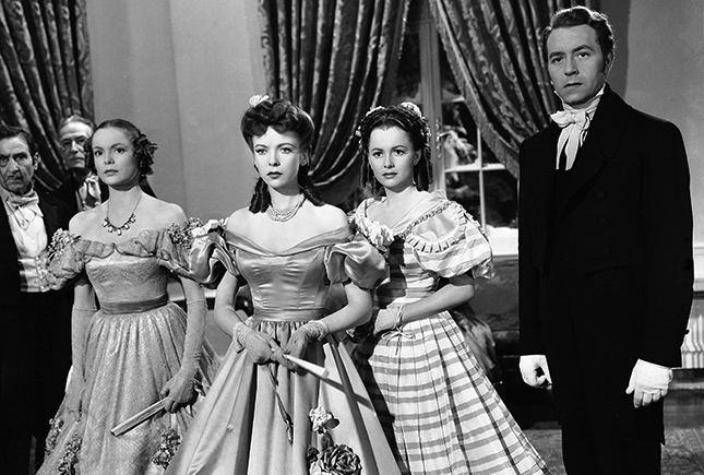 Devotion (1946 film) Devotion 1946 starring Olivia de Havilland Ida Lupino Paul