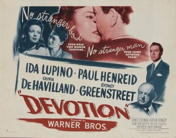 Devotion (1946 film) Devotion 1946 film Wikipedia