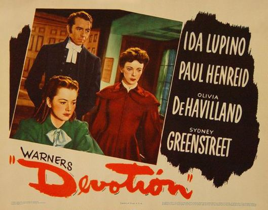Devotion (1946 film) Devotion 1946