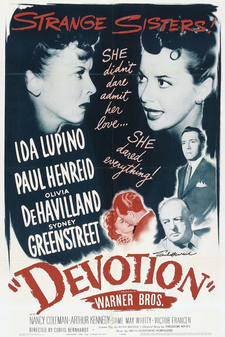 Devotion (1946 film) wwwgstaticcomtvthumbmovieposters5400p5400p