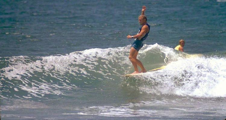 Dewey Weber Little Man On Wheels The biography of flamboyant surfing