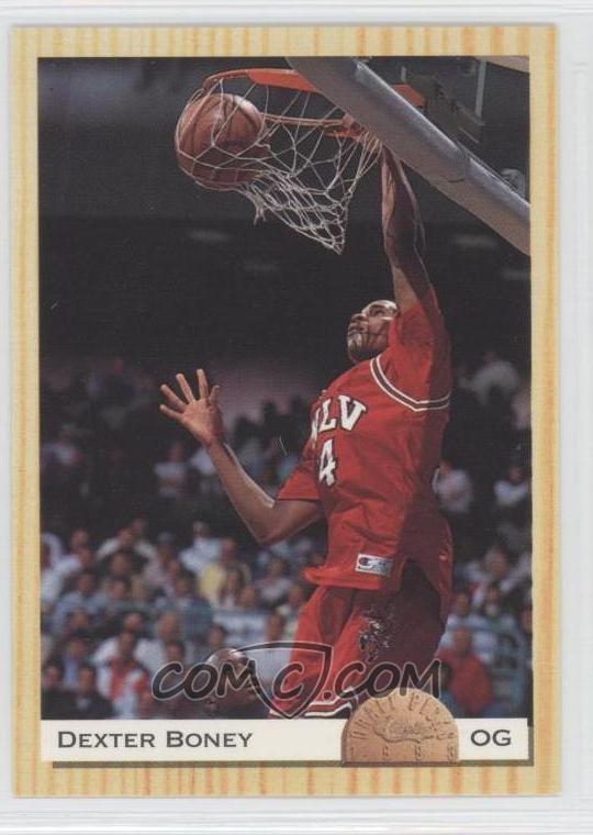 Dexter Boney Dexter Boney Basketball Cards COMC Card Marketplace