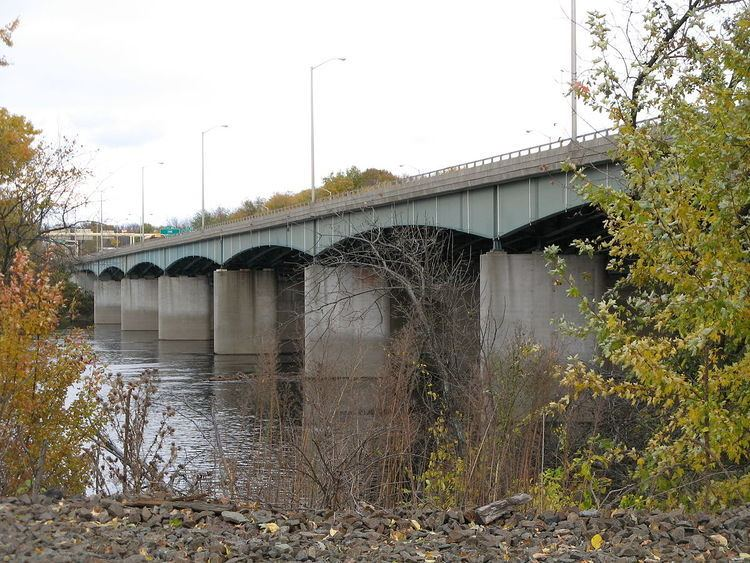 Dexter Coffin Bridge