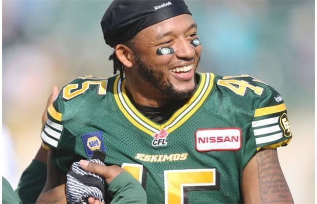 Dexter McCoil McCoil and Steele team up to win CFL player of the week