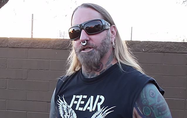 Dez Fafara Coal Chambers Dez Fafara On Rivals Dont Expect A Throwback