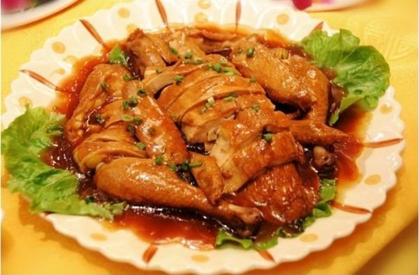Dezhou braised chicken Top 10 Dining Regal Kangbo Hotel