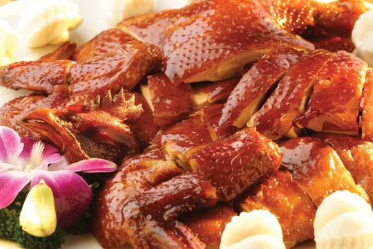Dezhou braised chicken Father39s Day Celebration at Regal Kowloon Hotel Regal Kowloon Hotel