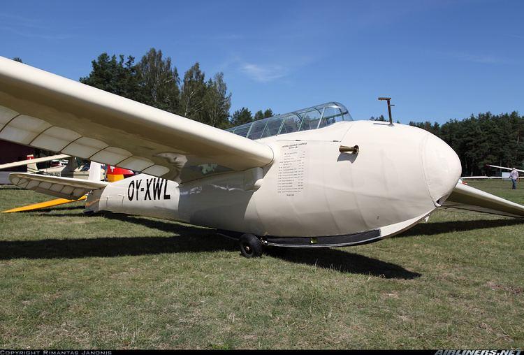 DFS Kranich DFS Kranich II B2 Untitled Aviation Photo 2157170 Airlinersnet
