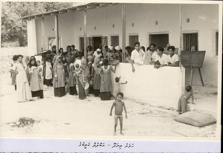 Dhaalu Atoll in the past, History of Dhaalu Atoll