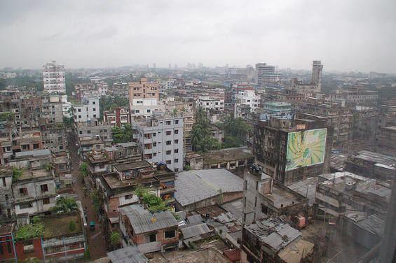 Dhaka Beautiful Landscapes of Dhaka
