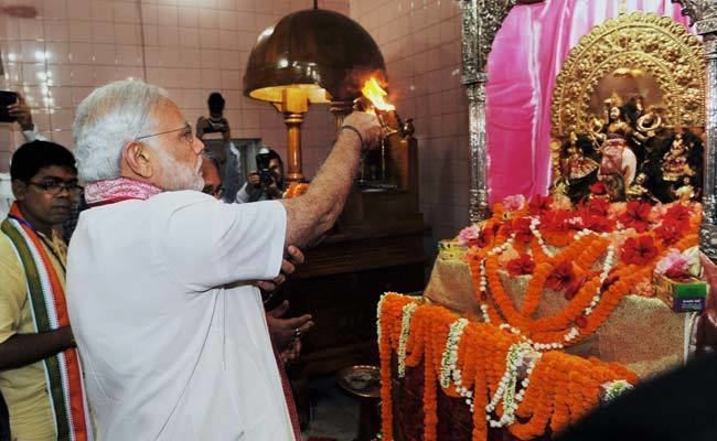 Dhakeshwari Temple PM Narendra Modi Visits Dhakeshwari Temple Ramakrishna Mission in