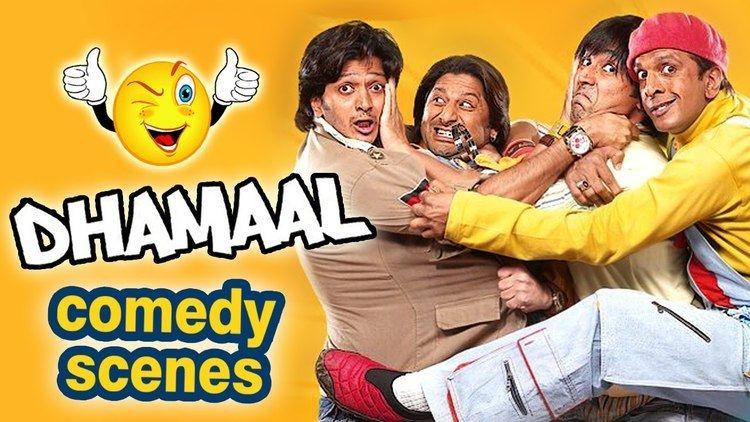 Dhamaal crazy moments YouTube