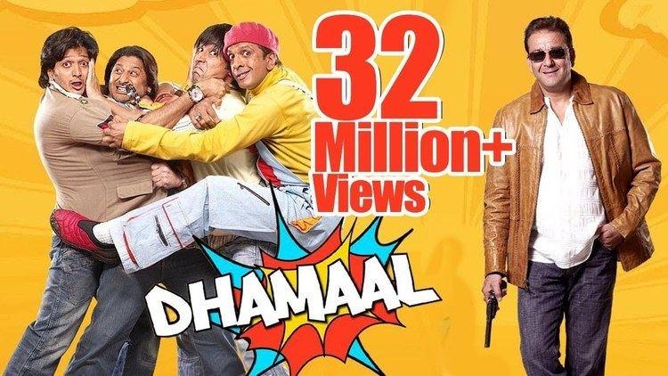 Dhamaal HD 2007 Sanjay Dutt Arshad Warsi Superhit Comedy