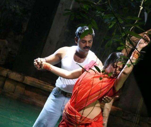 Dhanam (2008 film) movie scenes Sangeetha s Dhanam Movie Hot Stills