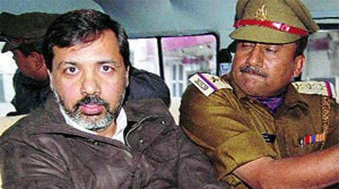 Dhananjay Singh SC grants bail for a week to BSP MP Dhananjay Singh The