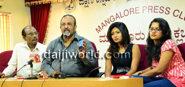 Dhand (film) Mangaluru Rumours being spread against Dhand Tulu film Producer