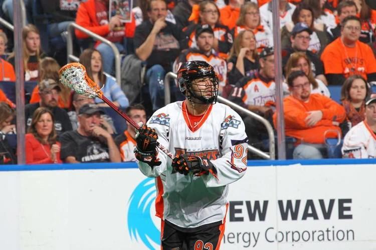 Dhane Smith Week 4 NLL Three Stars Great Dhane Smith Dominates the Rock In