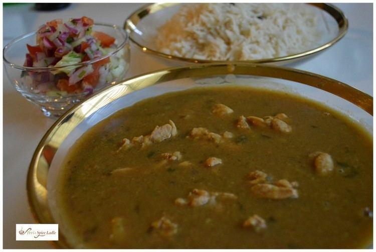 Dhansak The Incredible Parsi Dhansak with Caramelized Basmati Rice and