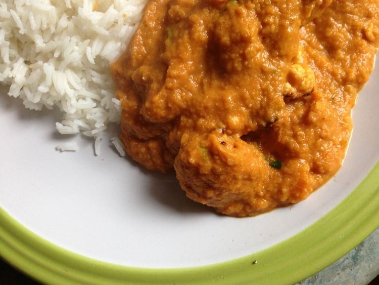 Dhansak Cauliflower Dhansak sweet and sour lentil curry Chilli Sage and