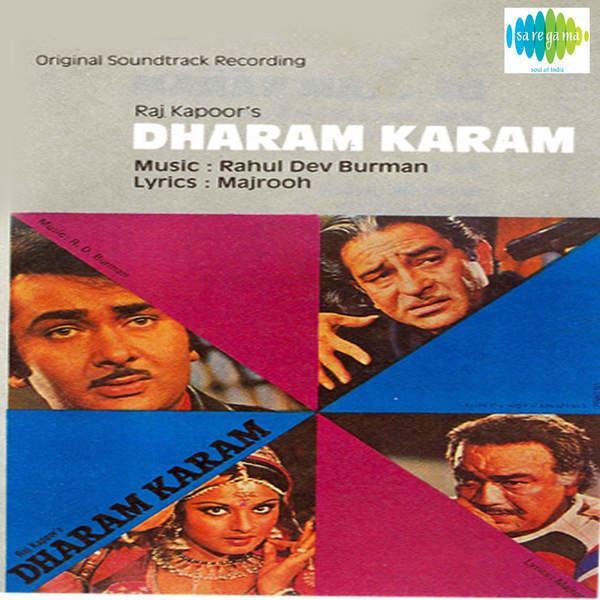 Dharam Karam 1975 Movie Mp3 Songs Bollywood Music