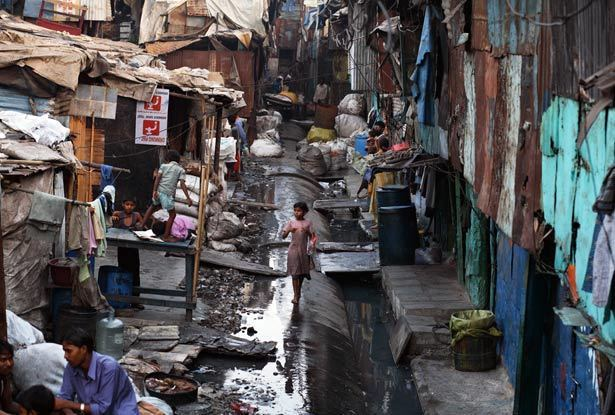 Dharavi in the past, History of Dharavi
