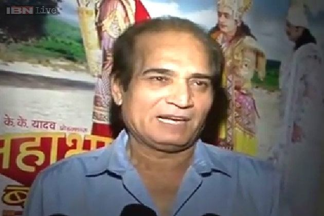 Dharmesh Tiwari TV stars mourn 39Mahabharat39 actor Dharmesh Tiwari39s death