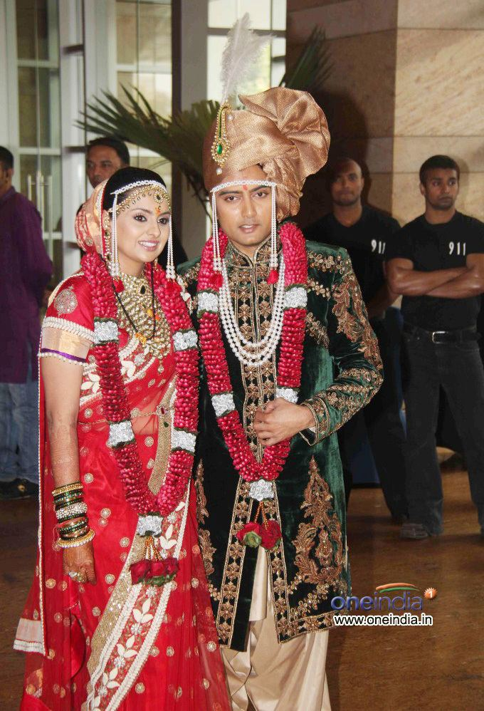 Dheeraj Deshmukh and Deepshikha Wedding Ceremony Photos