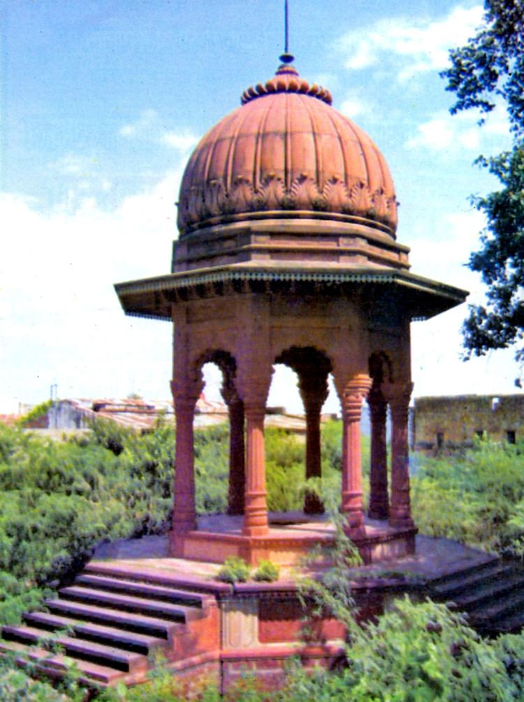 Dholpur in the past, History of Dholpur