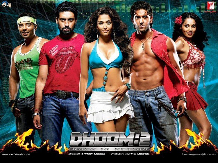 Dhoom 2 2 2006 Full Movie Watch Online HD Free Download
