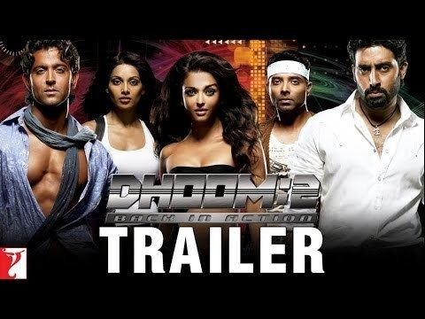 Dhoom 2 Dhoom2 Trailer YouTube