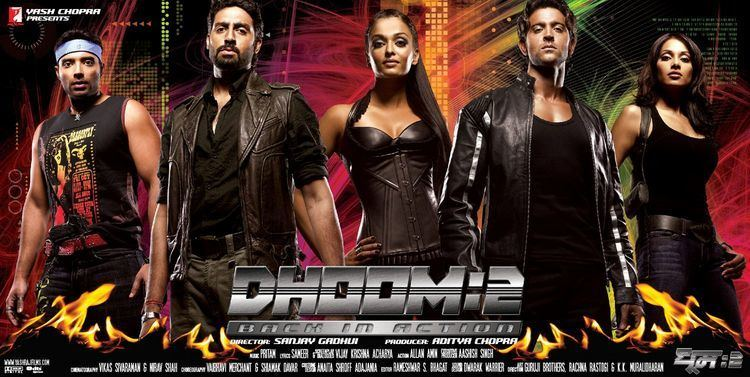 Dhoom 2 Watch Dhoom 2 Online Free On Yesmoviesto