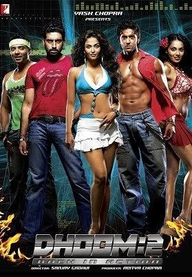 Dhoom 2 Dhoom2 YouTube