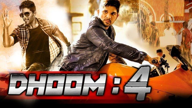 Dhoom Dhoom 4 2015 Full Hindi Dubbed Movie Allu Arjun Shruti Haasan