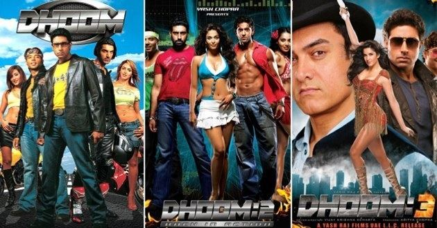 Dhoom Dhoom 2 or Dhoom 3 Vote for the best film