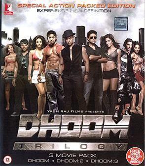 Dhoom (film series) movie poster