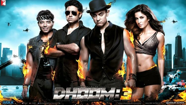 Sabernova Dhoom 3 Review Thriller in Every Angle