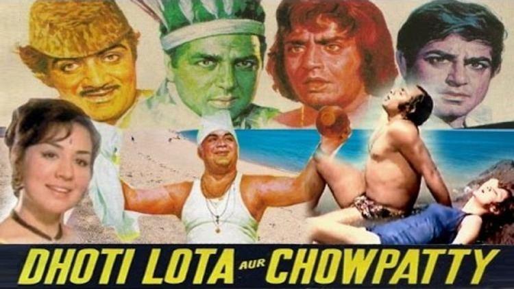 Dhoti Lota Aur Chowpatty Full Hindi Movie Dharmendra Mehmood