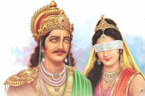Dhritarashtra Dhritarashtra The Great Indian Epic