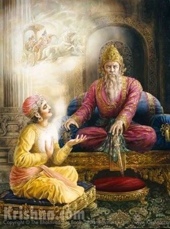 Dhritarashtra Who was Sanjay in Mahabharat and how did he get the power to oversee