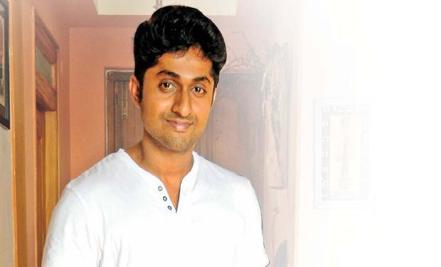 Dhyan Sreenivasan Dhyan Sreenivasan is taking the right steps