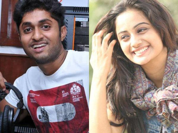 Dhyan Sreenivasan Dhyan Sreenivasan To Romance Namitha Pramod Filmibeat