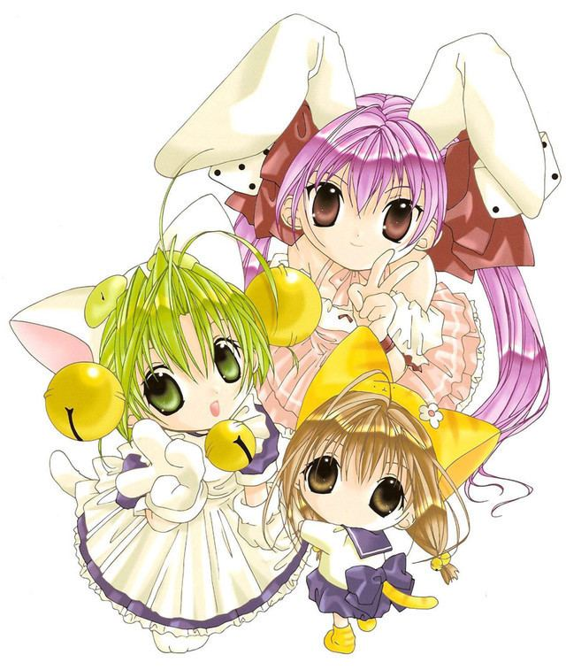 Di Gi Charat Crunchyroll Di Gi Charat Enters the Smart Phone Age with New
