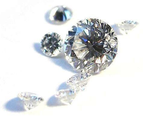Diamond cutting
