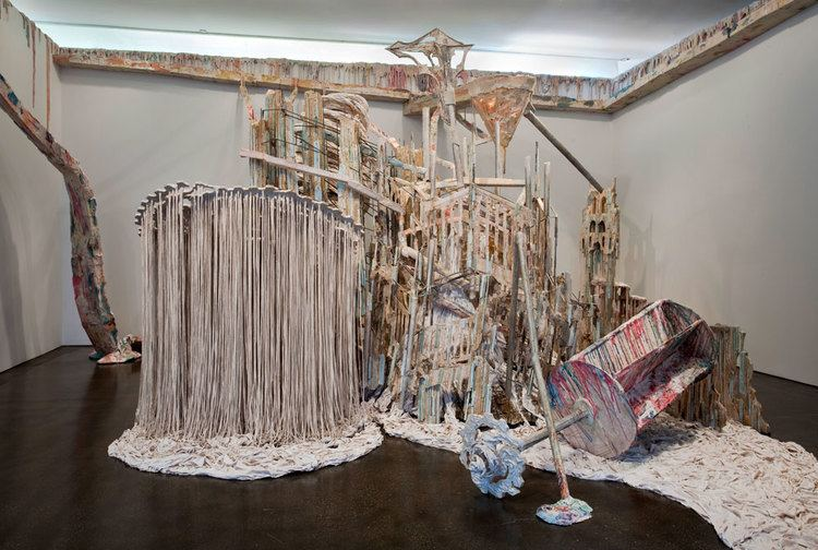 Diana al-Hadid QA with Artist Diana AlHadid Hammer Museum