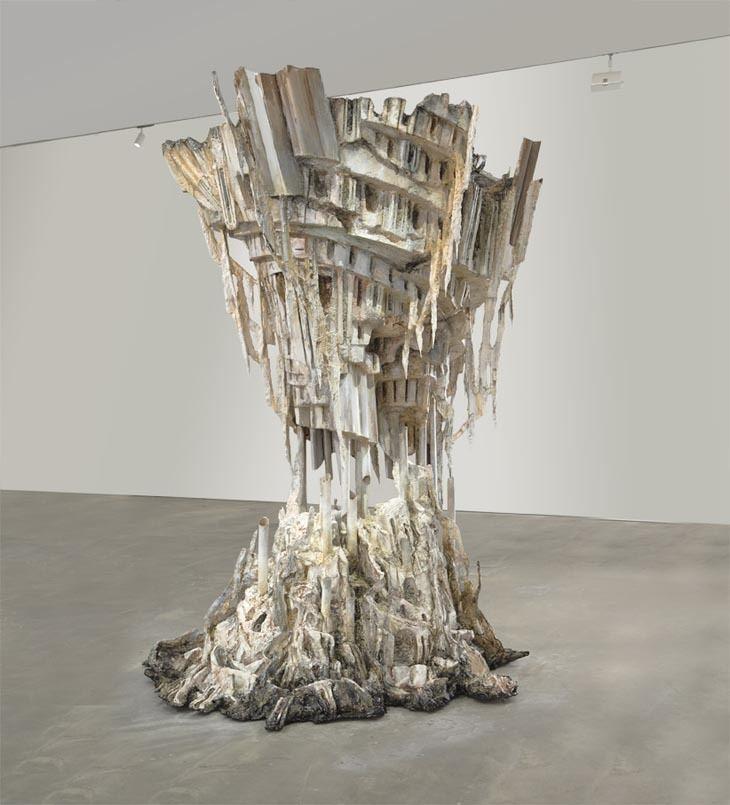 Diana al-Hadid Diana AlHadid Artist39s Profile The Saatchi Gallery